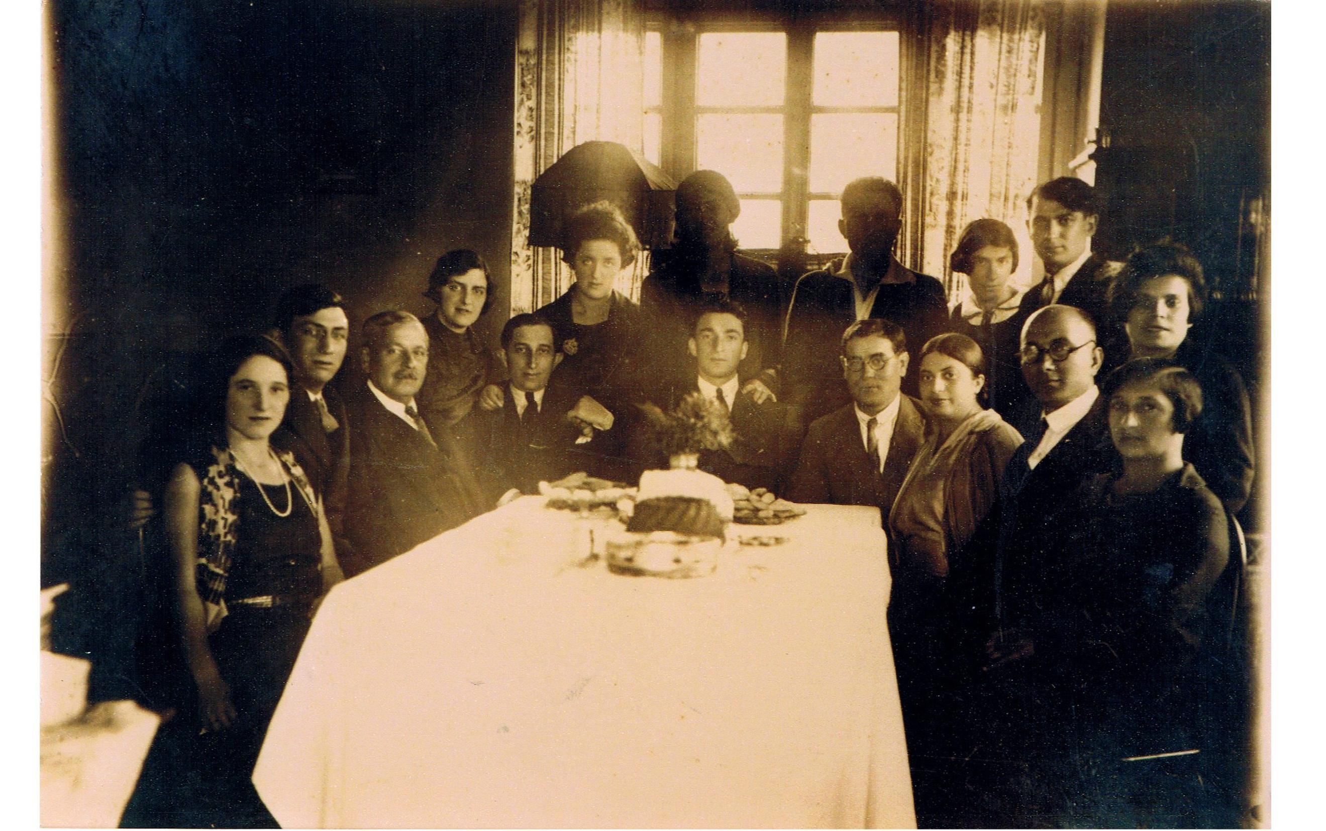 1920 מועצת אחוזת לונדון בבית הריס